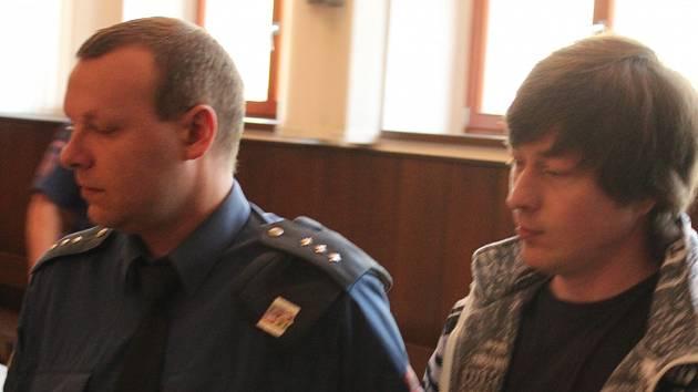 Jiří Seidl v úterý odcházel od krajského soudu se sedmiletým trestem ve věznici s ostrahou a ochrannou léčbou.