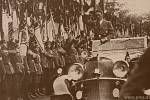 Jak údajně Hitlera vozili.