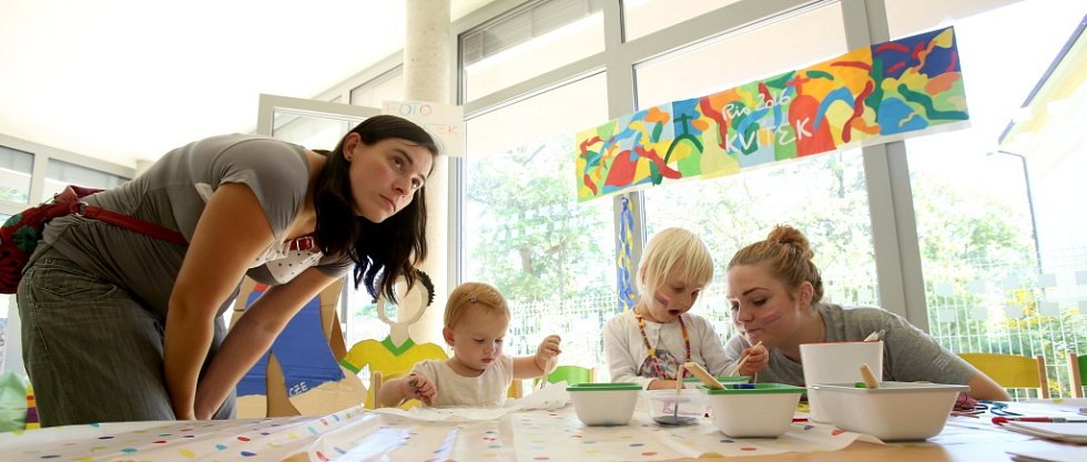 Jihočeská univerzita zahajuje provoz vlastní mateřské školky.