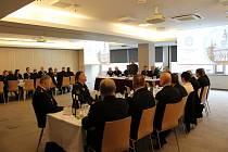 V Českých Budějovicích jednalo kolegium ředitelů městských policií.