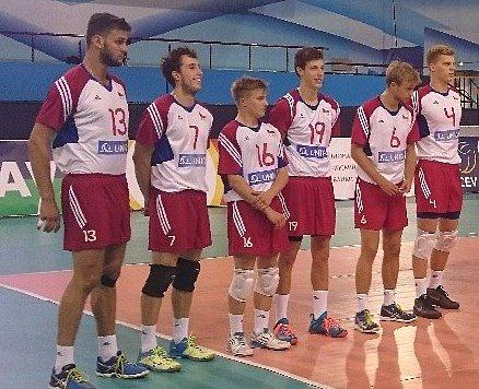 Česká volejbalová reprezentace U20