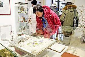 Život i kuchařské umění Magdaleny Dobromily Rettigové zpestřuje velikonoční výstavu v táborské Galerii 140. Nabízí dobové předměty, recepty či jídelní menu konce 19. století. Výstava trvá do konce března.
