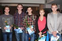 Vyhlášení nejlepších atletů Sokola České Budějovice