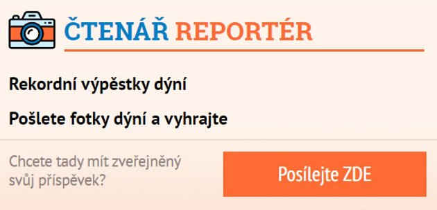 Čtenář reportér.