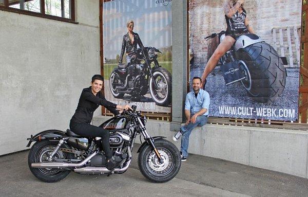 Motorka pro rockera.