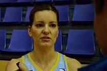 KAPITÁNKA ZVVZ USK Praha a ženské reprezentace Eva Vítečková.