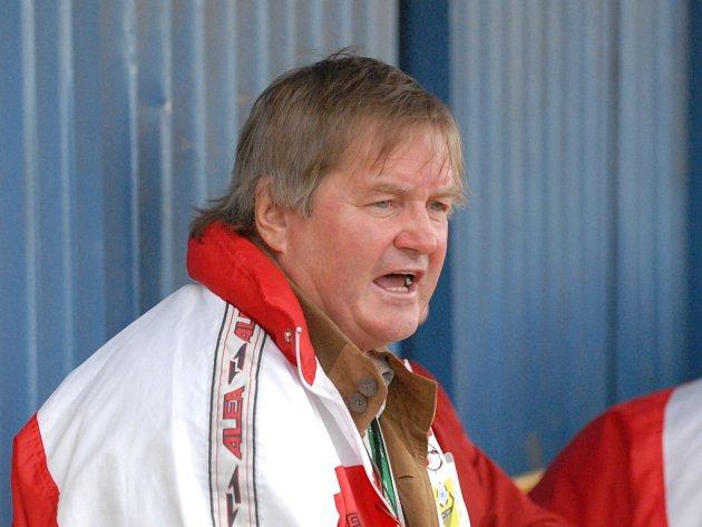 Zkušený Jaroslav Vavroch fotbalisty ZVVZ Milevsko po čtyřech letech dovedl zpět do divize.