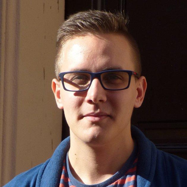 Lukáš Boček, středoškolský učitel a hudební publicista