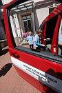 Ve čtvrtek se v Českých Budějovicích konalo finálové kolo soutěže Mladý záchranář. V areálu profesionálních hasičů na Pražské třídě se ho zúčastnilo třináct nejlepších týmů z Jihočeského kraje.