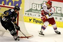Hokejisté HC Mountfield na závěr švýcarského turené porazili Fribourg.