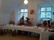 Parlamentní volby v Týně nad Vltavou.