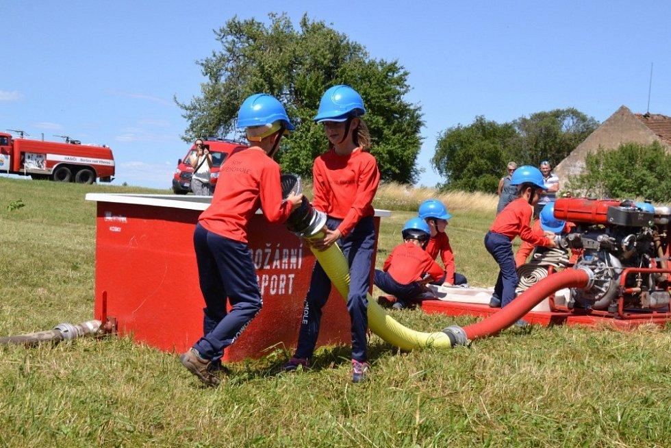 Z činnosti hasičů. Ilustrační foto.
