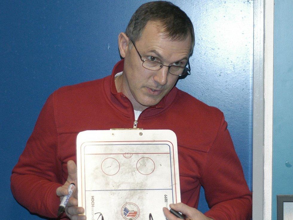 Jaroslav Liška působil několik sezon jako ředitel sportovního úseku mládeže u Pirátů Chomutov.