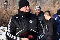 Petr Skála byl s výkonem svého týmu v zápase juniorky Dynama s Jankovem spokojen.