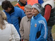 V této kategorii (snímek je ze závodu C1 na ME v Týně 2005) se bude Jan Luňáček prát se světovou konkurencí.