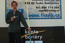 STŘÍBRO získal Martin Kukla za výkon 39,66 metrů. Jedná se o jeho nejdelší hod v právě probíhající sezoně.