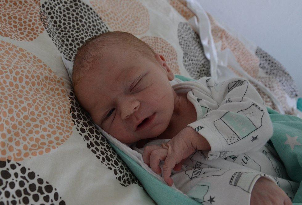 Václav Mašek z Heřmaně. Prvorozený syn Anety Šálkové a Václava Maška se narodil 7. 6. 2021 ve 2.29 hodin. Při narození vážil 3800 g a měřil 51 cm.