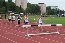Josef Havlíček ze Sokola České Budějovice vyhrál na Olympic Hopes