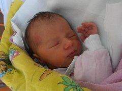 V pondělí 9. 11. 2015 17 minut po půlnoci se rozhodla svým příchodem na svět překvapit Ludmila Fuitová. 2,81 kg vážící holčička prožije dětství v Českých Budějovicích.