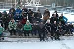 Jihočeské fotbalové výběry v Jekatěrinburgu na hranici Evropy s Asií