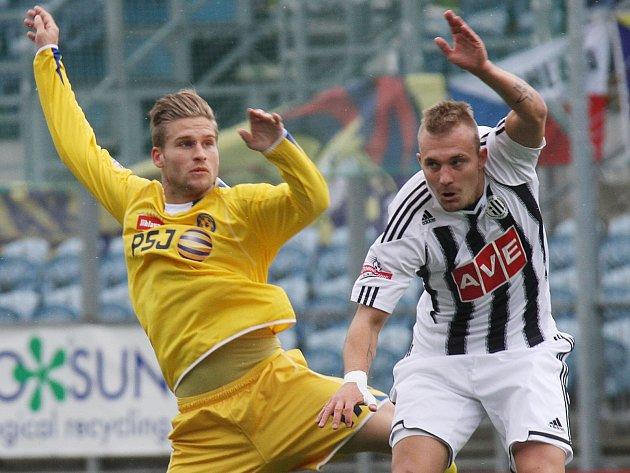 Jakub Hora nastupoval za Dynamo na jaře pravidelně. Ani on ale sestupu nezabránil.