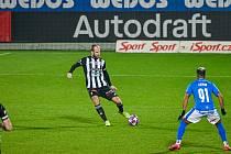 Fortuna liga - Dynamo České Budějovice - FC Baník Ostrava 1:0 (0:0).