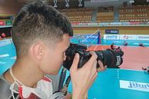 Dan Kubát, fotograf, který je neustále ve střehu