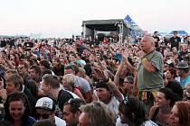 Táborský festival Mighty Sounds.