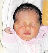 Do Radostic u Borovan si odvezli svoji dceru manželé Lenka a Marek Přibylovi. Kateřina Přibylová přišla na svět 17. ledna 2011 čtvrt hodiny po deváté hodině ranní a její váha byla 2,92 kg. Tatínek u porodu statečně asistoval.