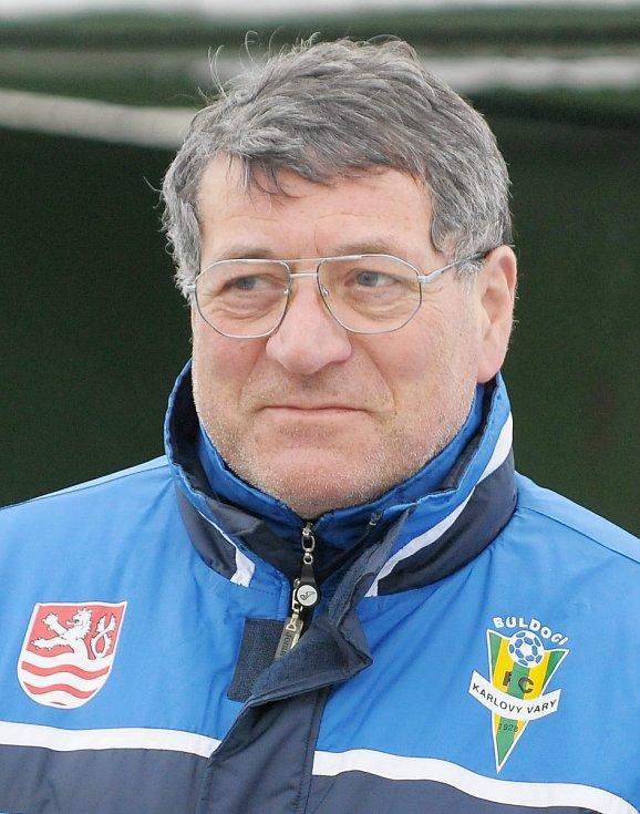 Trenér Jindřich Dejmal