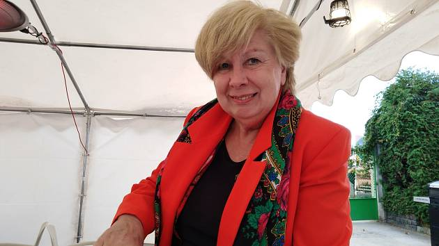 Ivana Stráská, 69 let, pedagog, bývalá hejtmanka Jihočeského kraje, Milevsko, členka ČSSD.