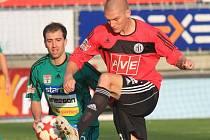 Zdeněk Ondrášek se byl o víkendu podívat doma.