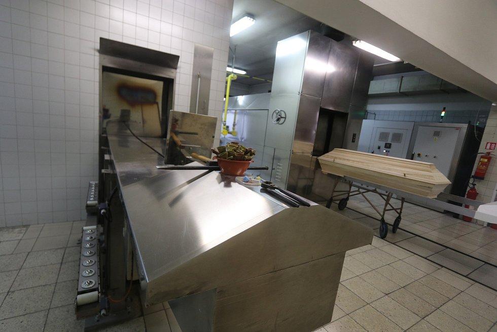 Krematorium České Budějovice.