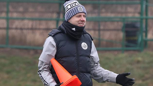 Fotbalisté Dynama hráli v Praze s Bohemians 1:1, trenér David Horejš mohl být spokojen.