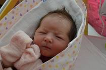 Žofie Machovcová z Vrbice. Prvorozená dcera Kláry Zdeňkové a Jiřího Machovce se narodila 28. 3. 2021 v 9.13 hodin. Při narození vážila 3800 g a měřila 52 cm.