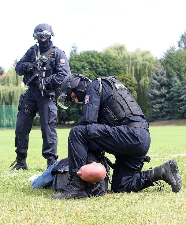 Soutěž v součinnosti prvosledových policejních hlídek spolu se záchrannou službou. Za Jihočeský kraj soutěžily dvě hlídky a umístily se na sedmém a osmém místě.