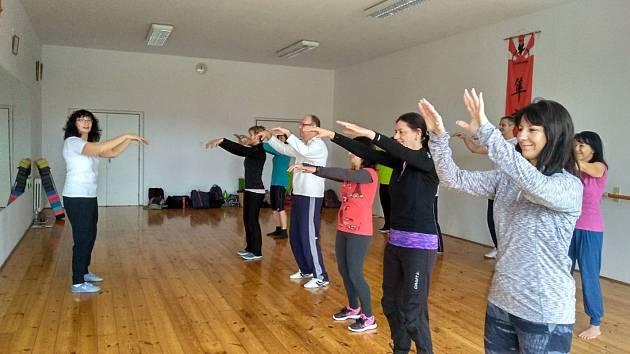 V Českých Budějovicích se konal seminář pro sokolské cvičitele.