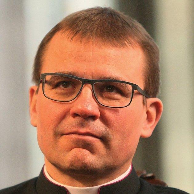 Tomáš Holub, plzeňský biskup