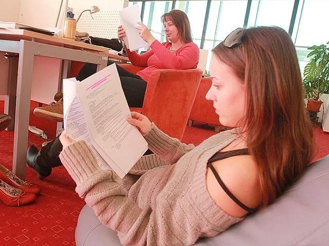 Na Jihočeské univerzitě začalo zkouškové období. Ilustrační foto.