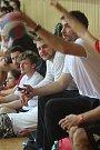 Volejbalové utkání Jihočeské univerzity trvalo 2016 minut.