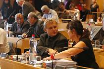 Zasedání zastupitelstva