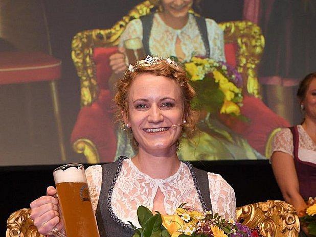 Stala se královnou piva.