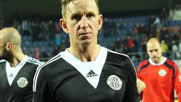 Petr Benát byl na Slovácku vyhlášen nejlepším hráčem Dynama.