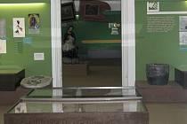 Stálá expozice v muzeu v Týně nad Vltavou.