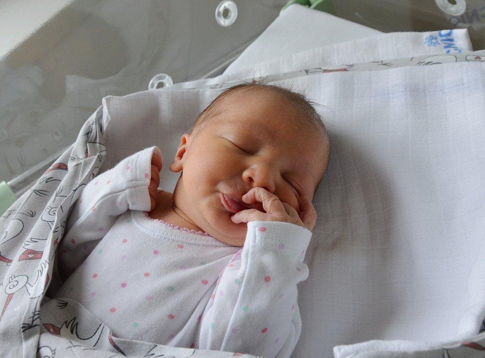 Helena Hrdinová ze Lhoty pod Horami. Dcera Ireny a Pavla Hrdinových se narodila 1. 4. 2021 v 11.18 hodin. Při narození vážila 3400 g a měřila 50 cm.