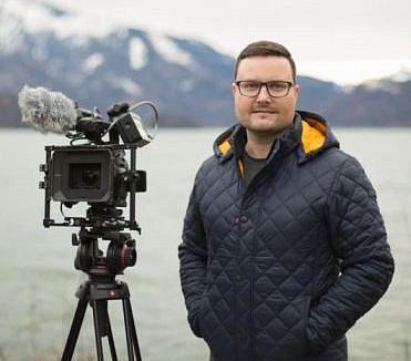 Svatební filmař-specialista.