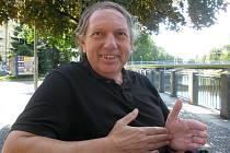 Spisovatel Hynek Klimek je autorem mnoha zajímavých knih o Šumavě.