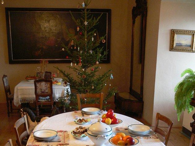 Jak vypadaly Vánoce na přelomu 19. a 20. století.