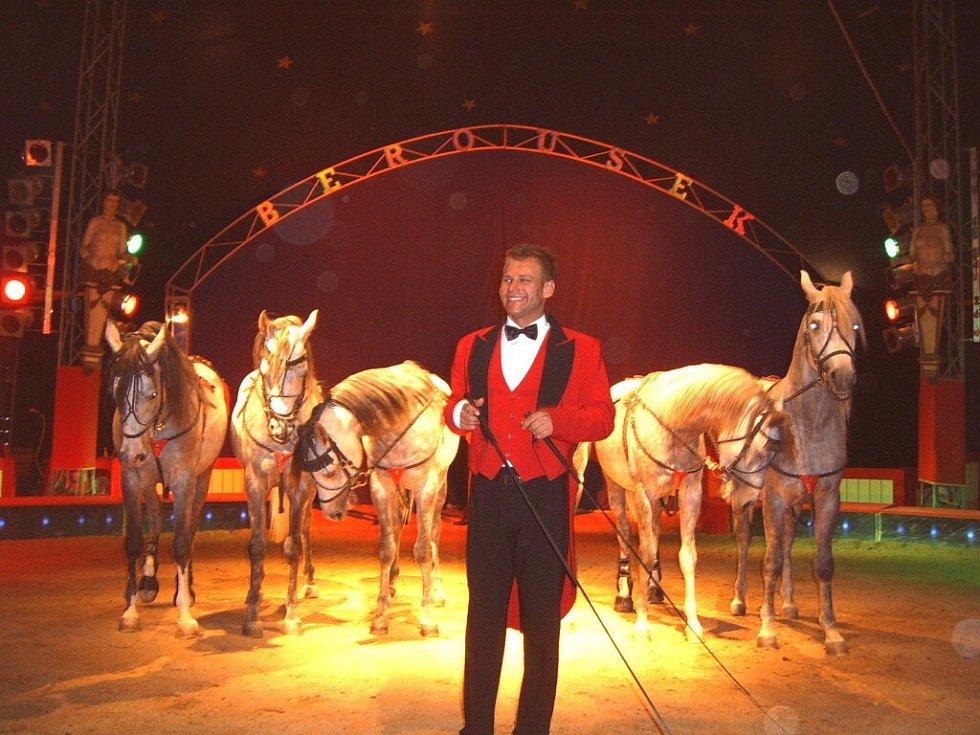 Národní cirkus originál Berousek.