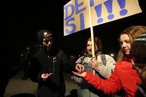 Demonstrace za odstoupení Andreje Babiše